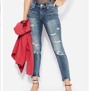 NWT Express skinny ankle jeans